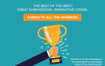 Best source code sellers $500 contest winners announcement 2021