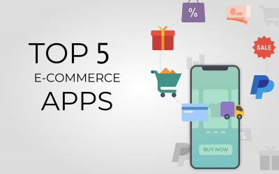 Top 5 E-Commerce App Templates on PieceX