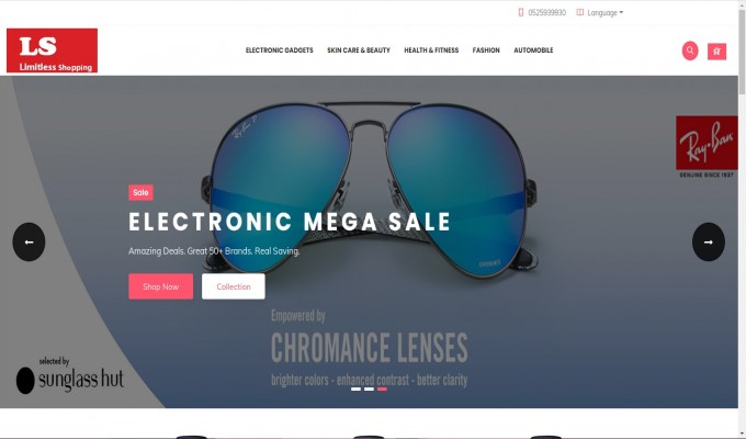 E-Commerce Website with Code